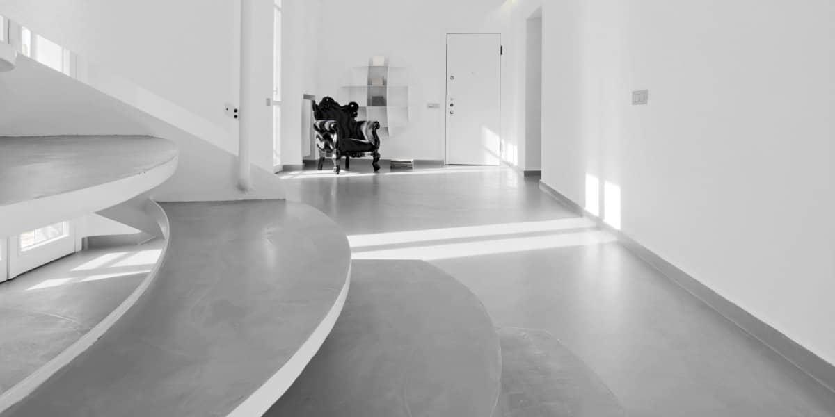 beton cire vloeren